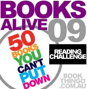 2009 Books Alive Challenge