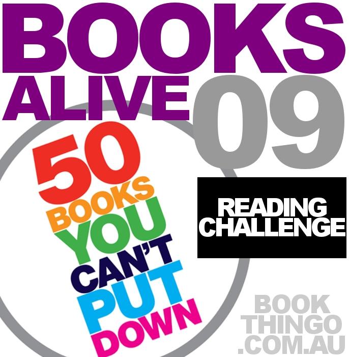 Books Alive 2009 Reading Challenge