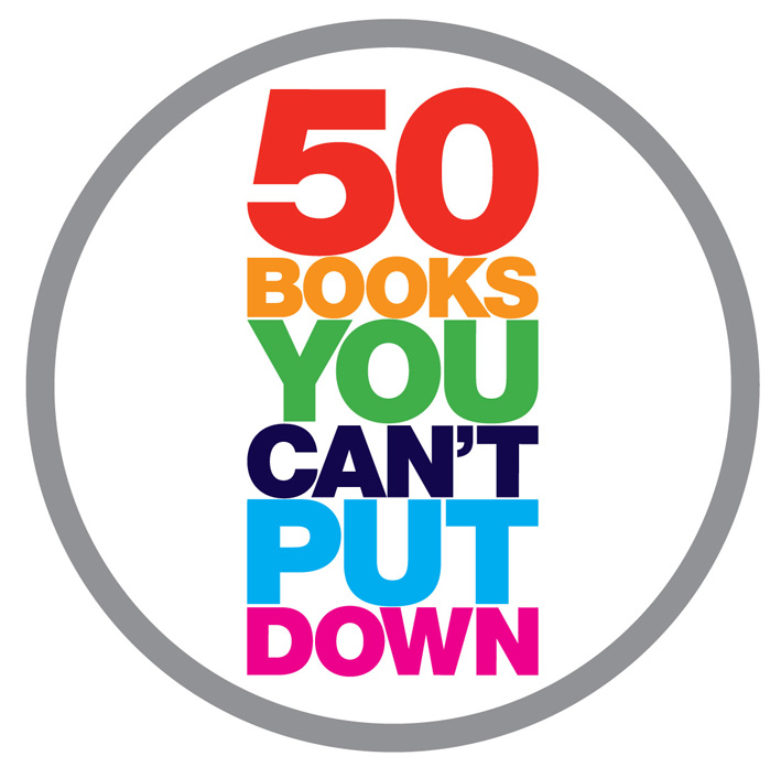 50 Books You Can't Put Down