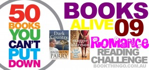 2009 Books Alive Romance Challenge