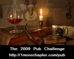 This review is part of the Pub Challenge. Click on this image for more details.
