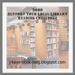 This review is part of the Support Your Local Library Challenge. Click on this image for more details.