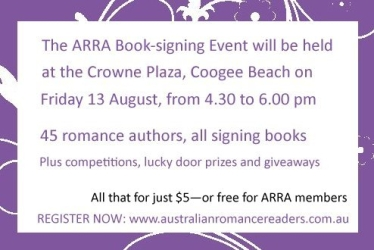 2010 ARRA Book Signing Event