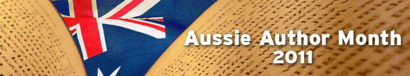 2011 Aussie Author Month - Flag Banner