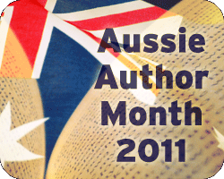 2011 Aussie Author Month - Flag