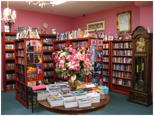 Intrigue, The Romance Bookstore - www.intrigueromance.com.au