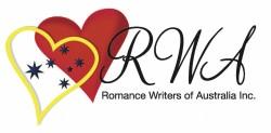 Romance Writers of Australia Inc. logo -- romanceaustralia.com