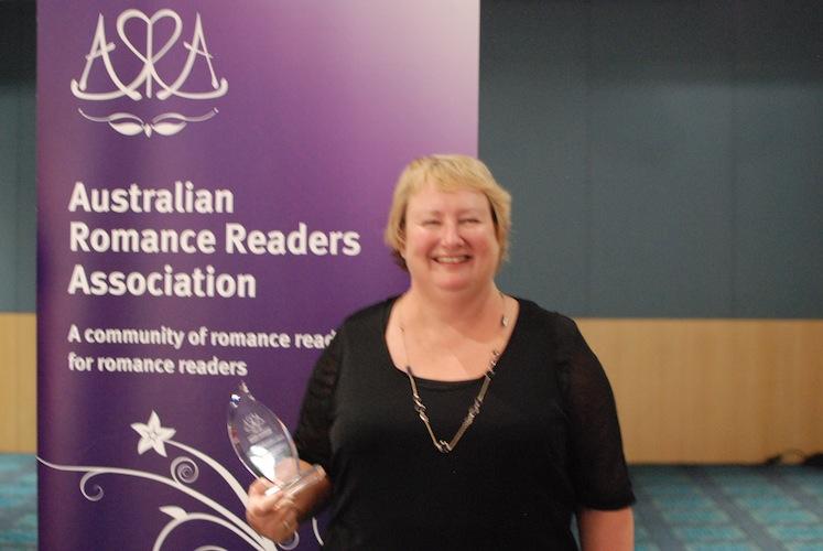 2012 Australian Romance Readers Awards – Winners