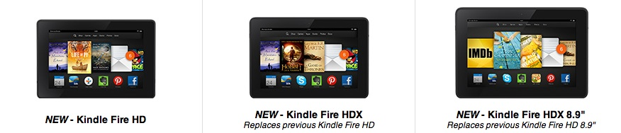 Amazon launches Australian Kindle store – Kindle Fire now available