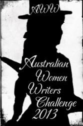 2013 Australian Women Writers Challenge banner