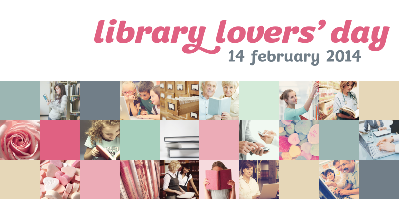 2014 Library Lovers' Day