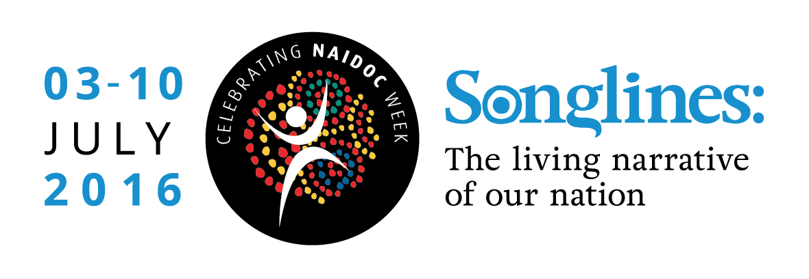 2016 National NAIDOC logo