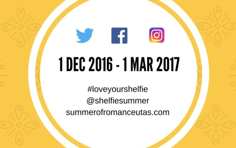 Summer of romance 2016-2017 #loveyourshelfie