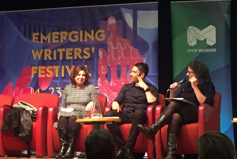 2017 EWF Murder They Wrote panel (Photo by Claire Parnell)