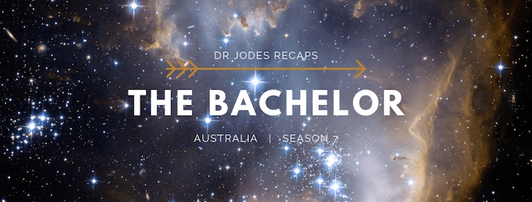 RECAP: The Bachelor Australia – S7 E01