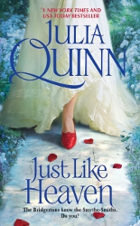 Just Like Heaven by Julia Quinn (Smythe-Smith Quartet, Book 1)