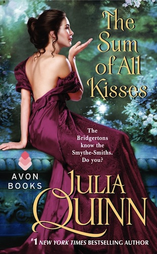 The Sum Of All Kisses by Julia Quinn (Smythe-Smith Quartet, Book 3)