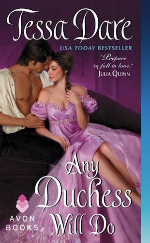 Any Duchess Will Do by Tessa Dare
