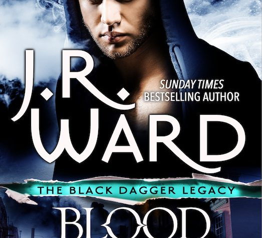Blood Fury (Black Dagger Legacy, Book 3) - AU edition