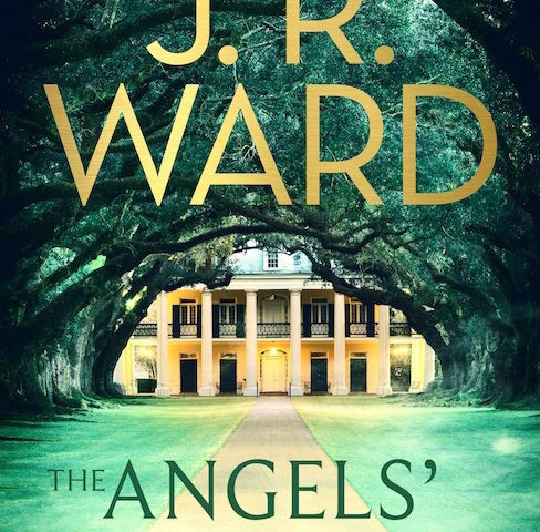 The Angel's Share by J.R. Ward (Bourbon Kings, #2)
