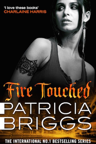 Fire Touched by Patricia Briggs (Mercy Thompson, #9)