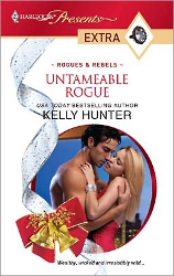9780373527922The Untameable Rogue by Kelly Hunter (The Bennetts, Book 4) - US edition
