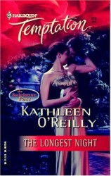 The Longest Night by Kathleen O'Reilly (Bachelorette Pact, Book 4)