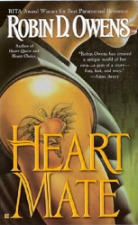 HeartMate by Robin D. Owens (Celta, Book 1)
