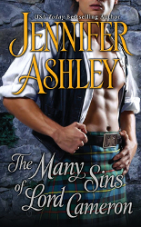The Many Sins of Lord Cameron by Jennifer Ashley (Highland Pleasures, Book 1)