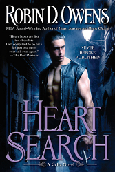Heart Search by Robin D. Owens (Celta's HeartMates, Book 10)