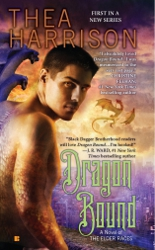 Dragon Bound by Thea Harrison (Elder Races, Book 1)