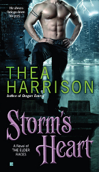 Storm's Heart by Thea Harrison (Elder Races, Book 2)
