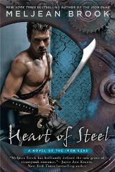 Heart of Steel by Meljean Brook (Iron Seas, Book 2)