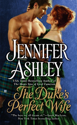The Duke's Perfect Wife by Jennifer Ashley (Highland Pleasures, Book 4)