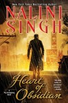 Heart Of Obsidian by Nalini Singh (Psy-Changeling, Book12) - US edition