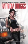 Frost Burned by Patricia Briggs (Mercy Thompson, Book 7) - US edition
