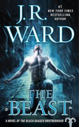 The Beast by J.R. Ward (Black Dagger Brotherhood, Book 14) - US edition