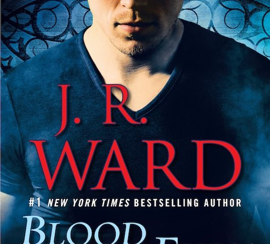 Blood Fury (Black Dagger Legacy, Book 3) - US edition