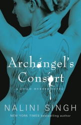 Archangel's Consort by Nalini Singh (Guild Hunter, Book 1)