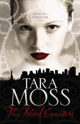 The Blood Countess by Tara Moss (Pandora English, Book 1)