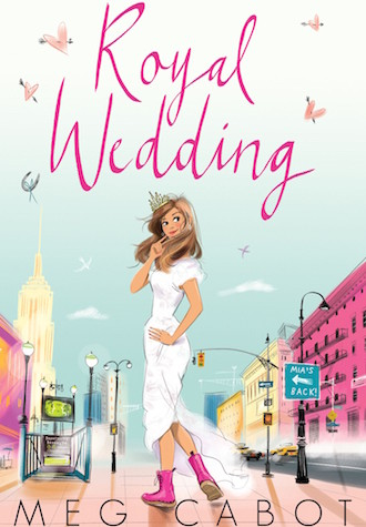 Royal Wedding by Meg Cabot (The Princess Diaries, Book 11)