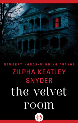 The Velvet Room by Zilpha Keatley Snyder