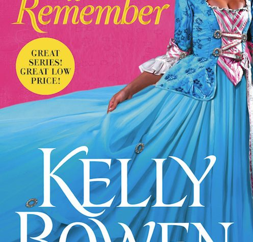 A Duke to Remember by Kelly Bowen (Season for Scandal, #2)