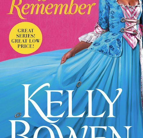 A Duke to Remember by Kelly Bowen