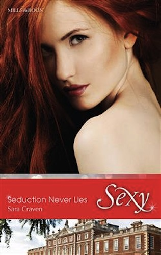 Seduction Never Lies by Sara Craven - Australian edition