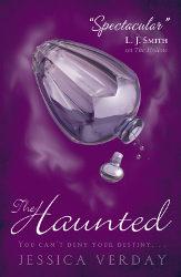 The Haunted by Jessica Verday (The Hollow Trilogy, Book 2)