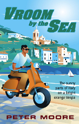 Vroom by the Sea by Peter Moore - Australian edition