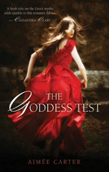 The Goddess Test by Aimee Carter (Goddess Test, Book 1)