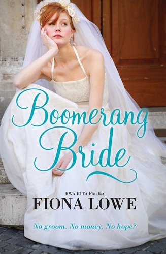 Australian author Fiona Lowe wins 2012 RITA for Boomerang Bride
