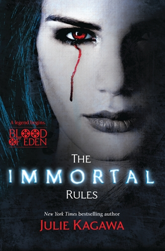The Immortal Rules by Julie Kagawa (The Blood of Eden, Book 1)